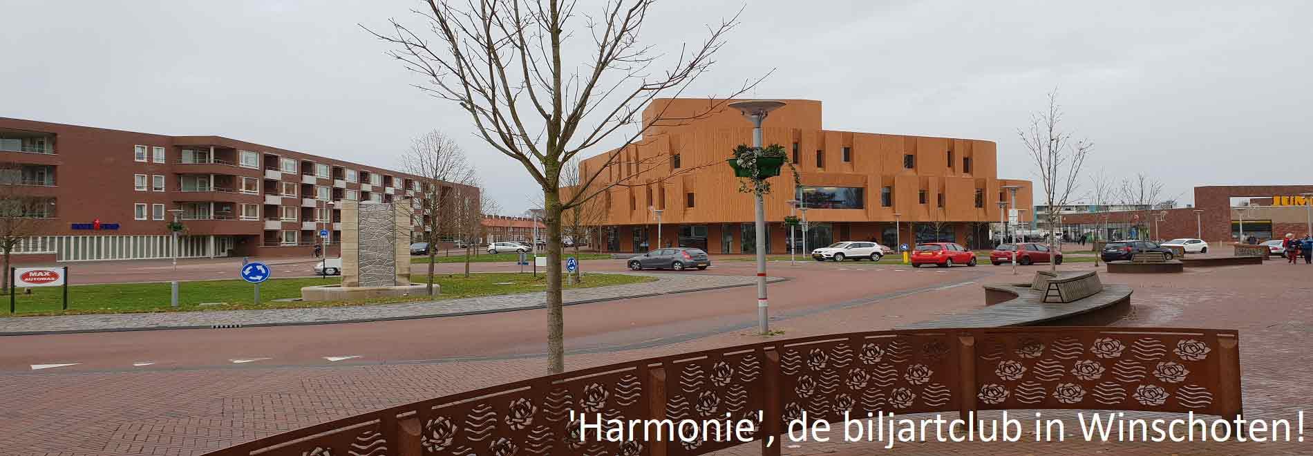 - Sociëteit De Harmonie Winschoten