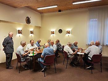Afsluiting klaverjasseizoen 2017 - 2018 Sociëteit De Harmonie Winschoten