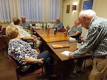 Einde van klaverjasseizoen 2017 - 2018 Sociëteit De Harmonie Winschoten