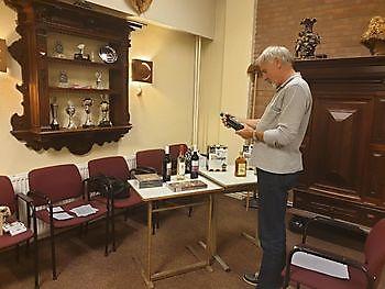Einde klaverjasseizoen 2018 - 2019 Sociëteit De Harmonie Winschoten